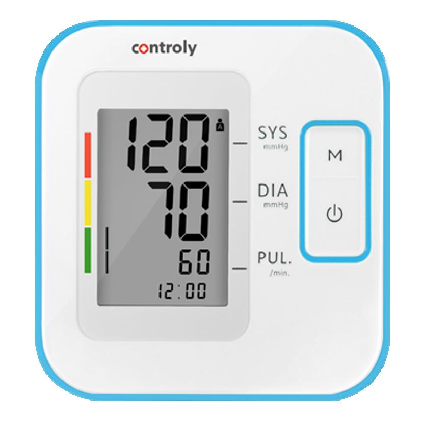 controly-ciśnieniomierz-automatyczny-naramienny-domowy-sprzęt-medyczny-leczenie-nadciśnienia